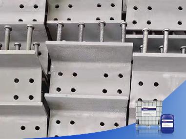渗锌工件用无铬钝化剂
