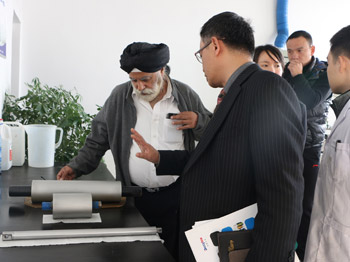 印度客户技术交流